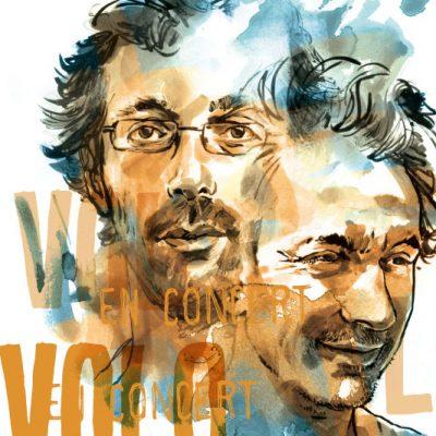 Affiche groupe Volo