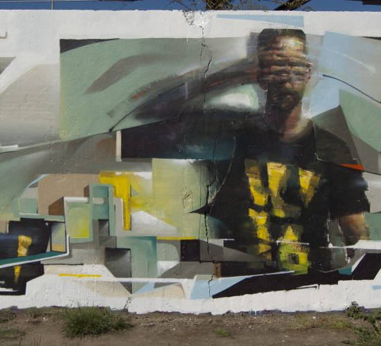 Muralisme (Teenage Kicks)
